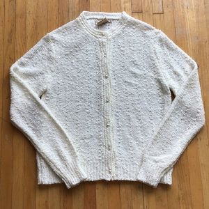 Sweet 80s cardigan from Eaton's, perfect condition